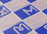 StudioMH Business Cards