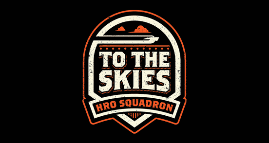 To The Skies!