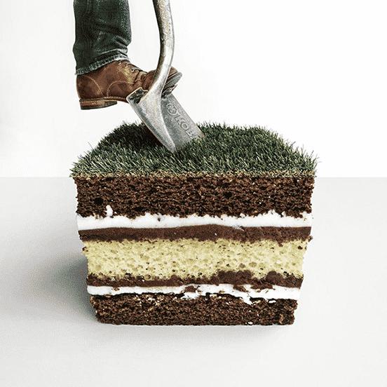 Turf Cake