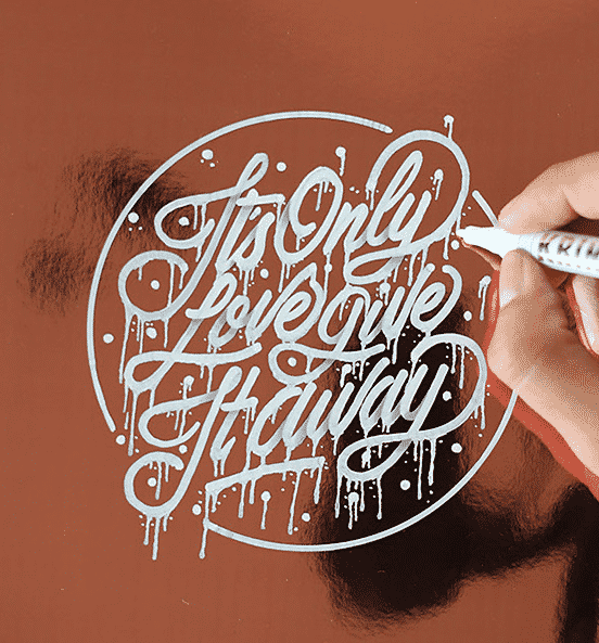 Letteringcalligraphy