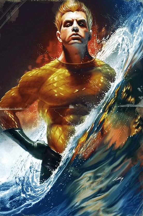 Aquaman 1941