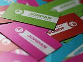 Jordan Business Cards