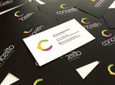 Conceit Business Cards
