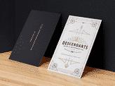Descendants Beer Business Cards