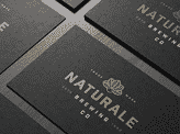 Naturale Brewing Co. Business Card