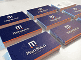 Real Estate Co Business Cards