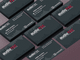 Real Stationery Business Cards