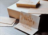 Team Vanity Business Cards