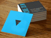 VCODE Designs Business Card