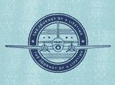 Vintage Airline Inspired Badge