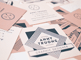 Anny Truong Business Card