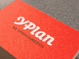 Bright And Boldly Business Card