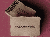 Clan Del Vino Business Card