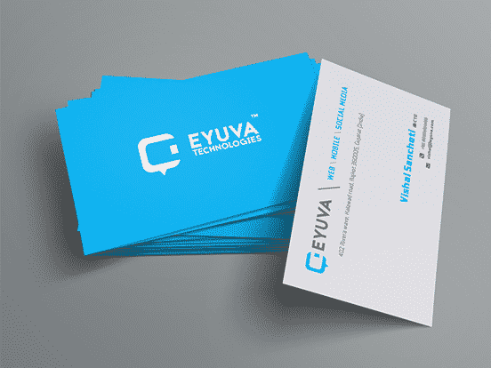 EYUVA Technologies Business Card