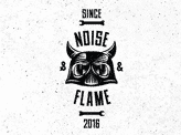 Noise&flame