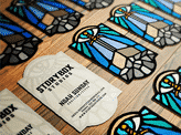 Storybox Studios Business Cards