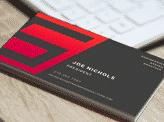 Striker Business Cards
