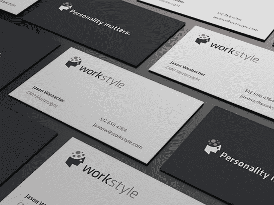 Workstyle Busines Cards