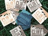 Clint Robinson Business Card