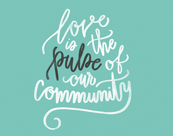 Love is the Pulse of Our Community