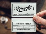 Nicholas Moegly Business Cards