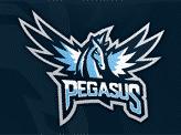 Pegasus Mascot Graphic