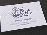 Personnal Business Card