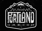 Portland Oregon Badge