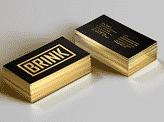 Rob Dyrdek Brink Business Cards