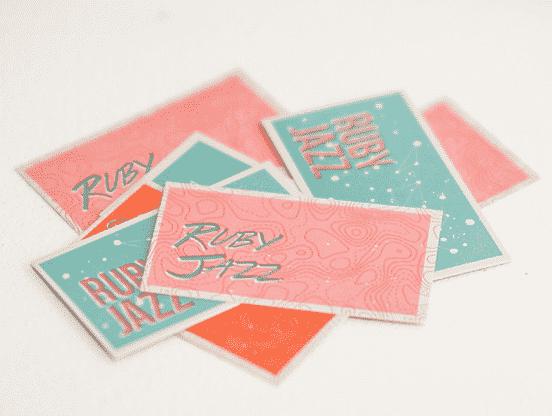 Self Branding Business Cards