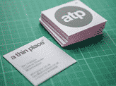 Time for A New ATP Business Card