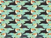 Toucan Tile Pattern