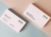 MAN Digital Business Card