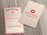 Michis Business Card