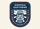 Norfolk Southern Badge