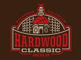 UGA Hardwood Classic Branding