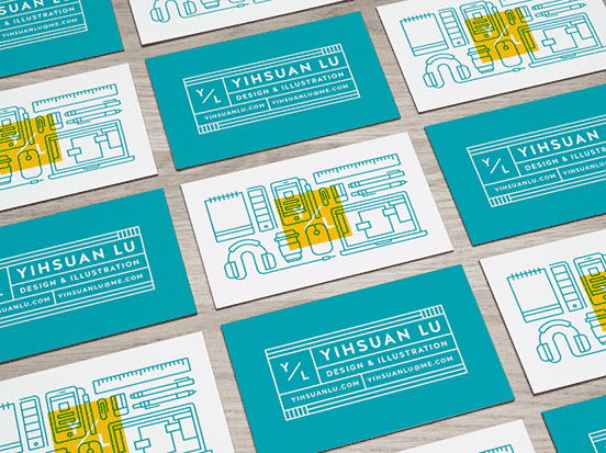 Yihsuan Lu Business Cards