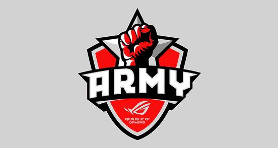 ASUS ROG Army Mascot