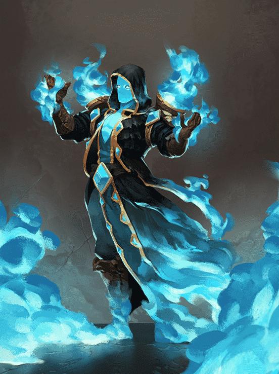 Fire Elemental Assassin