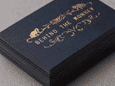 Luxurious Gold Foil Business Card