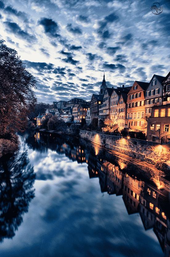Reflections of Tubingen