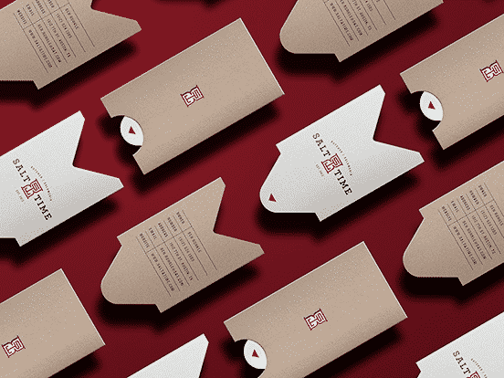 Salt & Time Cards