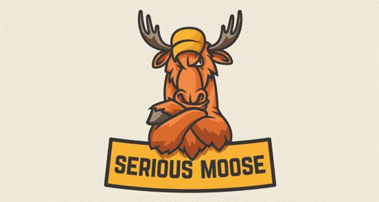 Serious Moose