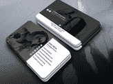 Sunglasses Store Business Card
