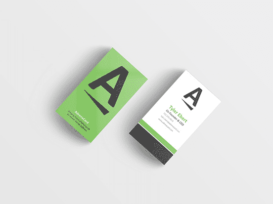 AdrenaCard Business Cards