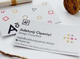 Ao Business Card