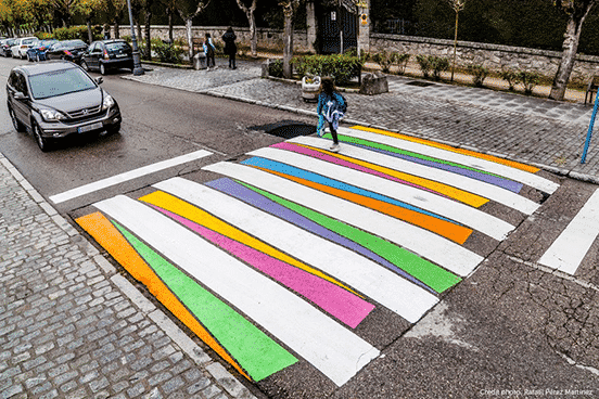 Ceative Crosswalks