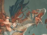 Griffon vs Demon