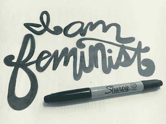 I Am Feminist Type Study