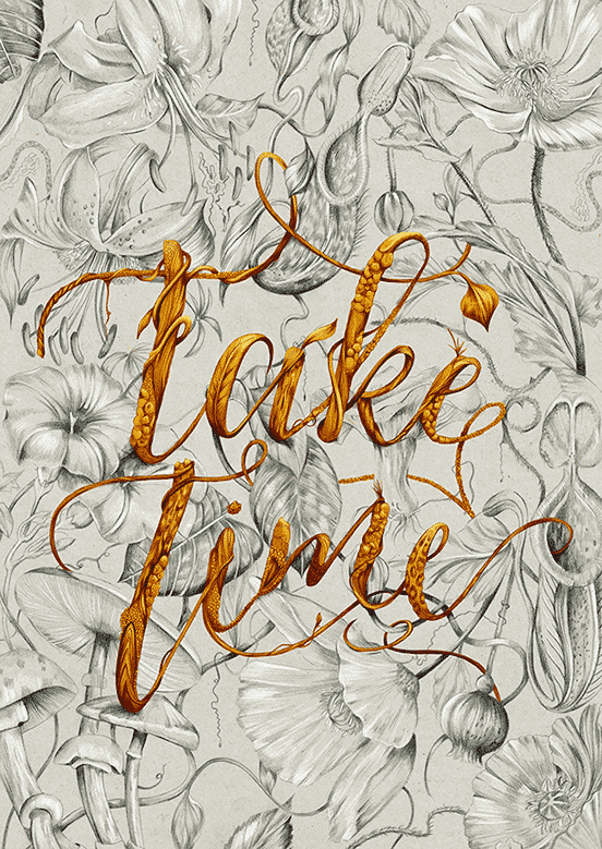 Illustrative Typography